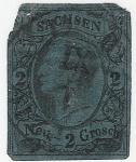 Stamps Europe - Germany -  King John I