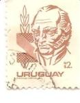 Stamps Uruguay -  procer