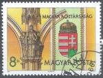 Sellos del Mundo : Europa : Hungría : República de Hungria.