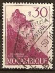 Sellos del Mundo : Africa : Mozambique : Pico GOGOGO(sierra Gorongosa).