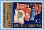Stamps : Asia : Indonesia :  Centenary of Postage Stamps in Indonesia (2)