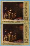 Stamps : America : Venezuela :  El Plazo Vencido por Cristobal Rojas