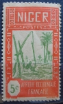 Stamps Africa - Niger -