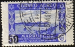 Stamps Africa - Morocco -  LARACHE