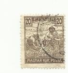 Stamps : Europe : Hungary :  Magyar Kir Posta