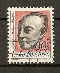Stamps Czechoslovakia -  75º Aniversario del nacimiento de Bohuslav Martinu.