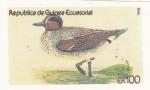 Stamps Equatorial Guinea -  patos