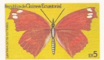 Sellos de Africa - Guinea Ecuatorial -  mariposa