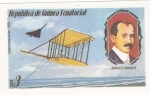 Sellos de Africa - Guinea Ecuatorial -  Orville Wright-Pionero de la aviación
