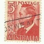Stamps Australia -  Postage