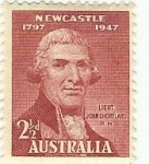 Stamps Australia -  Newcastle, 1797-1947