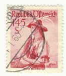 Stamps : Europe : Germany :  Republik Ofterreich