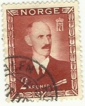 Stamps : Europe : Germany :  Norge