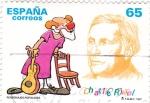 Sellos de Europa - España -  Personajes populares-Charlie Rivel
