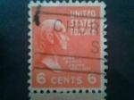 Sellos del Mundo : America : Estados_Unidos :  Presidente 4/3/1825 al 4/3/1829