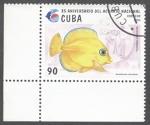 Sellos de America - Cuba -  35 Aniversario del acuario nacional