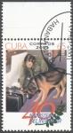 Stamps Cuba -  40 Ministerio del interior