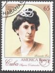 Sellos de America - Cuba -  América UPAEP, Mujeres destacadas