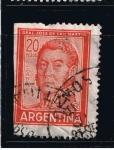 Stamps Argentina -  General Josë de San Martín