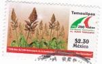 Stamps Mexico -  250 aniv.de Tamaulipas