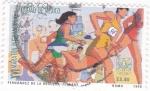 Stamps Mexico -  XVI maratón internacional