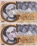 Stamps of the world : Mexico :  Dia del maestro-Guadalupe Ceniceros de Perez