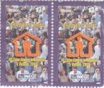 Sellos de America - México -  XII Censo general de poblacion y vivienda,2000 -Dejame que te cuente-