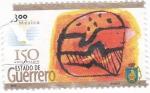 Sellos de America - México -  150 aniversario estado de Guerrero