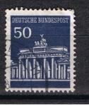 Sellos de Europa - Alemania -  Arquitectura