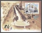 Stamps Cuba -  Exposicion filatelica, Hispano Cubana