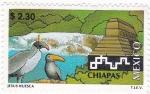Sellos de America - México -  Chiapas