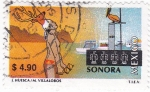 Stamps Mexico -  Sonora