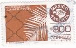 Stamps Mexico -  Mexico exporta-materiales de construccion