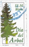 Stamps of the world : Mexico :  Dia del arbol