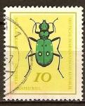 Sellos de Europa - Alemania -  Escarabajos útiles