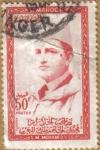 Sellos de Africa - Marruecos -  S.M. MOHAMED V