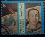 Stamps : Asia : United_Arab_Emirates :  Apollo 13