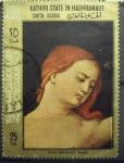 Stamps : Asia : Saudi_Arabia :  Hans Baldung - vanitas