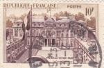 Stamps France -  Palacio del Elyseo de Paris