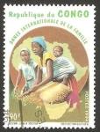 Stamps : Africa : Republic_of_the_Congo :  998 - año internacional de la familia