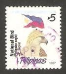 Sellos del Mundo : Asia : Filipinas : 2337 - Águila