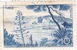 Stamps : Europe : France :  Niza