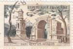Stamps France -  Saint -Remy les Antiques