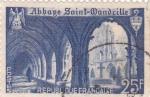 Stamps France -  Abadía-Saint -Mandrille