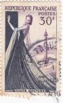 Stamps France -  alta costura