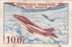 Stamps France -  Mistere IV