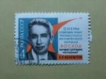Stamps Russia -  Konstantin Feoktistov. Cientifico.