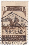 Sellos de Africa - Marruecos -  protectorado español