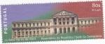 Stamps Portugal -  Asamblea de la republica-sede de la democracia