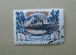 Stamps Russia -  Juegos Pirotecnicos en Moscu.